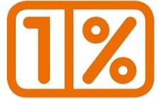 2015 BEZ 1%